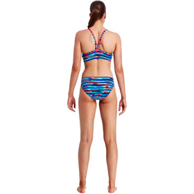 Funkita Sports Dół bikini Kobiety, meshed up